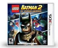 NINTENDO DS3 Lego Batman 2 DC Super Heroes