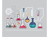 Tuition: Chemistry & Biology GCSE, AS and A Level, Degree Level