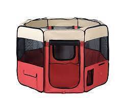 Puppy Play Pen - almost as new (only used a few times) Cornubia Logan Area Preview