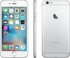 iPhone 6 64GB Silver UNLOCKED ( including Freedom / Chatr ) 10/10 condition $250 FIRM