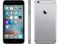 iPhone 6S Plus 16gb Space Grey Unlocked