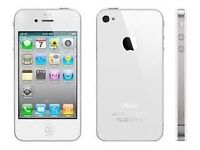 Apple Iphone 4 8gb White - Come In & Buy From A Trusted Seller!!