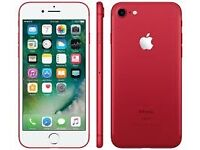 Apple iPhone 7 128Gb - Limited Edition Red - Unlocked