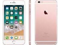 iPhone 6s Plus /64g / rose gold
