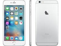 iPhone 6S PLUS 16GB Silver Grade A Unlocked Boxed Immaculate Condition on EE Orange Tmobile Virgin