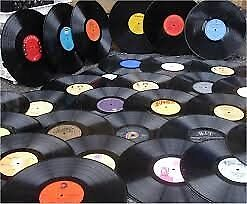 GOOD CONDITION VINYL RECORDS WANTED