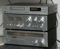 DUOS 70s; Sansui 9500/pioneer 6800/rotel 414/yam a550