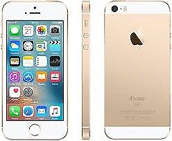 IPhone SE Gold 16GB On EE