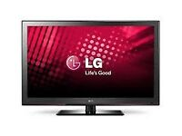 32 INCH LG LCD HD TV WITH BUILT IN FREEVIEW CHANNELS**CAN BE DELIVERED**