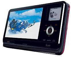 i luv, ipod docking station/tv/dvd/mp3 player