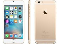 iPhone 6s Gold - 64 GB (UNLOCKED to all Networks)