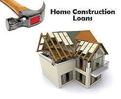 Are you in need of a Construction Loan? or Home Improvement Loan?