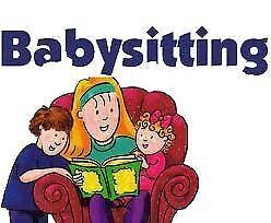 Babysitter/childminder