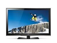 32 INCH LG LCD HD TV WITH BUILT IN FREEVIEW CHANNELS**DELIVERY IS POSSIBLE**