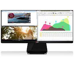 "LG 29UM65-P 29"" IPS LED HD 21-9 ULTRA WIDE MONITOR TVCENTER.CA"