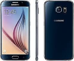samsung s6 Blue come with free case+glass protector