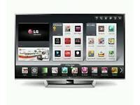Lg 50inch smart tv spares or repair