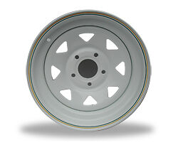 Mitsubishi Pajero steel wheels all 2005+ NP NS NT NW Black white silver rim