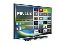 "Finlux 55FLHK240BH 55"" Smart HD TV (hardly used)"
