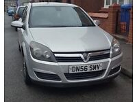 Vauxhall Astra h mk5 56 automatic 1.8