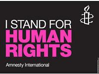 Amnesty International UK – London Regional Coach - Street Fundraising Campaign - £12/hour + Bonus