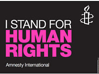 Protect Human Rights with Amnesty International UK! Street Fundraiser - £9.75 per hour - Weekly pay