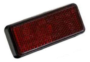 PUIG Goedgekeurde Retro-reflector plaathouder met bout 8,8 x 3,4 mm