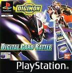[Playstation 1] Digimon Digital Card Battle