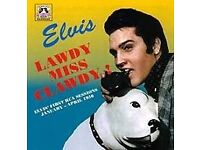 ELVIS LAWDY MISS CLAWDY! (Memory Records 2006) CD
