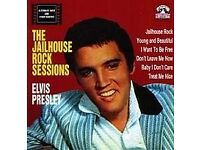 ELVIS THE JAILHOUSE ROCK SESSIONS (Memory Records 2009 CD
