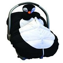 Petit coulou Pingouin hiver
