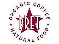 Kitchen and Customer Service Team members - Bicester Village - Pret - Immediate start