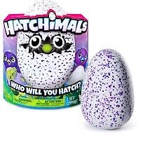 Brand new purple hatchimals