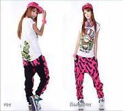 Girls Hip Hop Pants