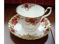 Royal Albert Bone China (England)