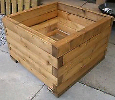Christmas tree 🎄 wooden planters