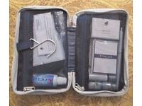 Business First Travel Pouch unused with all contents