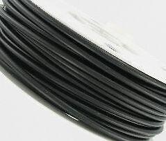 8 métres de gaine noire motobecane peugeot velo solex mobylette vtt vtc neuve