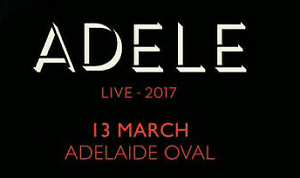 2x Category A- Adele Concert Tickets in Adelaide West Croydon Charles Sturt Area Preview