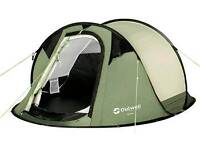 Jersey Outwell S Pop Up two man tent