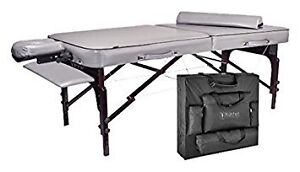 Montour LX Portable Massage table package