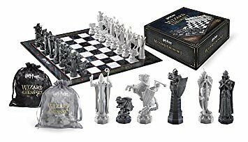 Harry Potter Wizard Chess Set Final Challenge Collectable The Noble Collection
