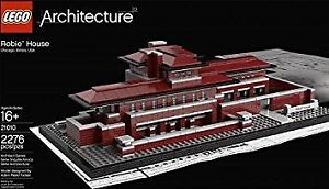LEGO ARCHITECTURE #21010, Robie™ House (RETIRED)