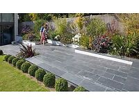 Marshalls Fairstone Slate Natural Garden Paving