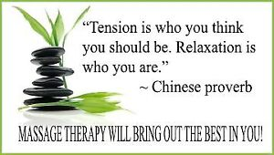 THERAPEUTIC, RELAXATION OR SPORTS MASSAGE $60/HR WITH INSURANCE