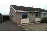 2 double bedroom semi bungalow Old Catton