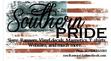 Southern Pride Vinyl Design