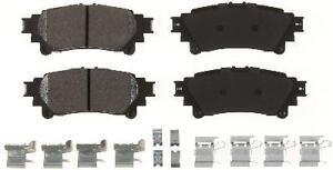 Rear Brake Pads set 1391 *fits:RX300 | 330 | 350 | 400H | 450H