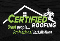 ROOFING LABOURERS NEEDED - GREAT OPPORTUNITY - FULL TRAINNG