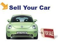 WE BUY YOUR OLD CAR FOR QUICK CASH - CALL 07905619525